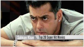 Top 20 Best Salman Khan Super Hit Movies List