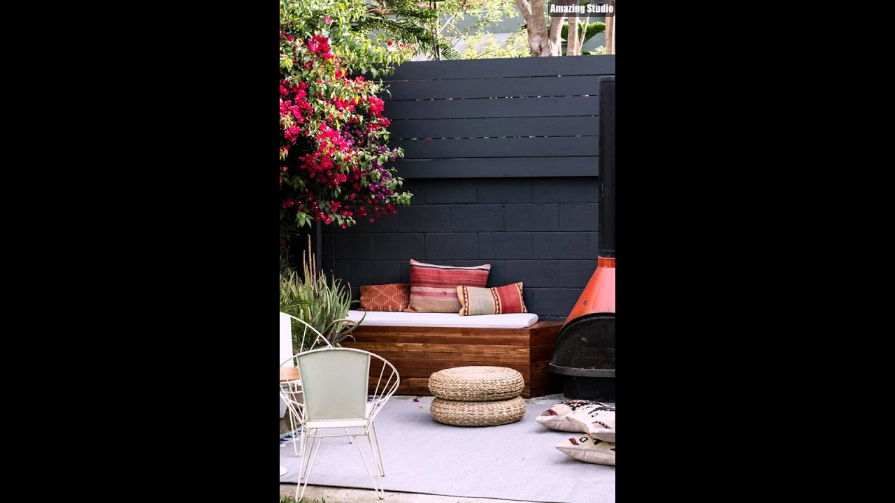 DIY Outdoor Seating Ideas YouTube