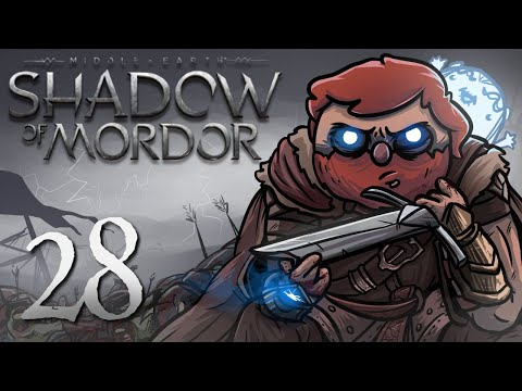 Shadow of Mordor Gameplay Part 28: HATRED ...the Large (PC)