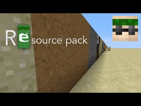 Minecraft - Uncle Jam's Compilation Resource Pack