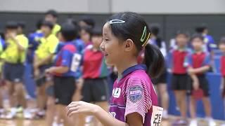 張本智和vs張本美和 ガチの兄妹対決が実現!卓球男子ナショナルチーム・講習会