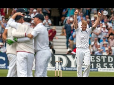 Ben Stokes stars with five wickets of England and Rocked the Match - Ashes 2015