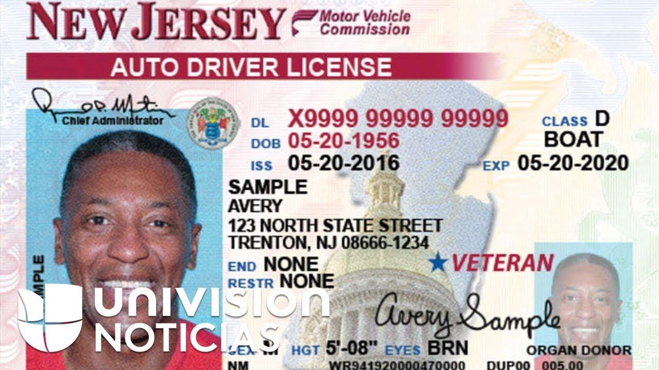 En Nueva Jersey se discute una medida para otorgar licencias de conducción a indocumentados
