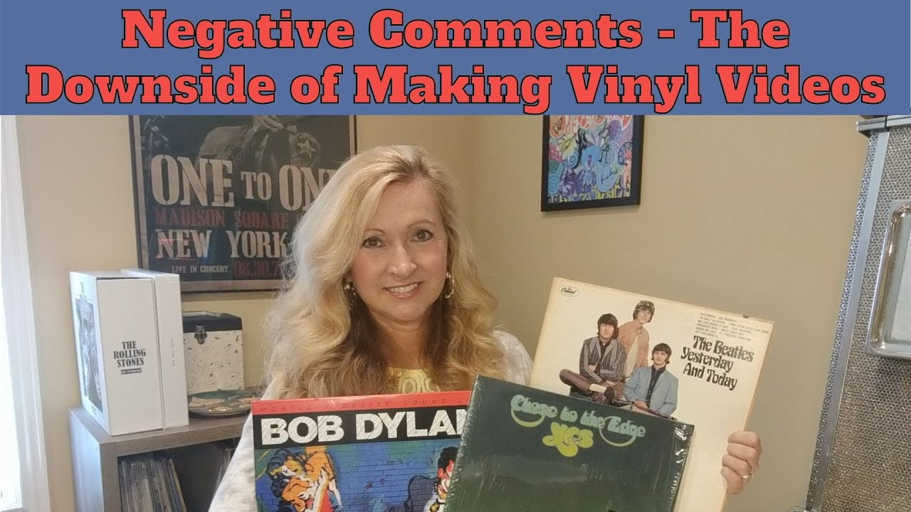 Audiophile Quality Prog, Rock, And Jazz Albums & How I Really Feel About Ugly YouTube Comments
