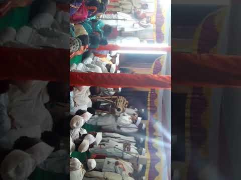 Kirtan chal pundlik panchal and namdev dalvi pakhwaj sachin panchal jnbhawade