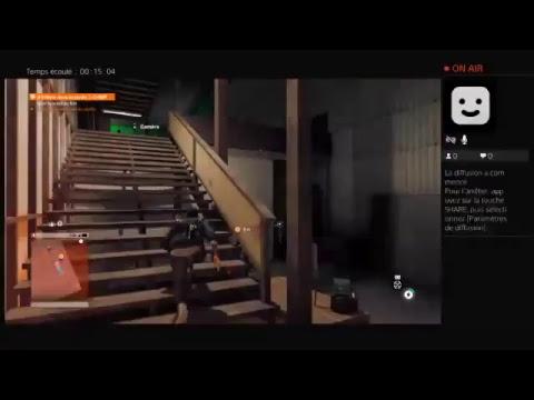 Diffusion PS4 en direct de blackofficielle