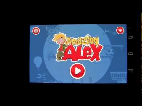 Amazing Alex Android App Review - CrazyMikesapps