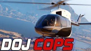 Dept. of Justice Cops #730 - Rudy Rotors