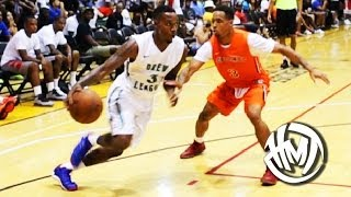 Brandon Jennings Drops 57 Points At Nike Drew League!
