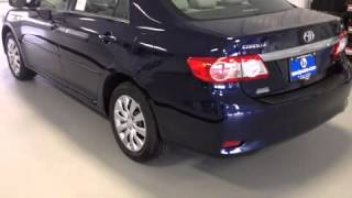 2013 Toyota Corolla LE in St. Albans, VT 05478