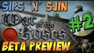 War of the Roses Beta Preview #2