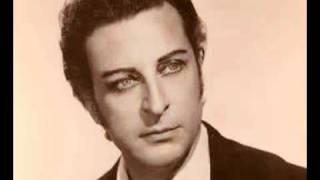 """Alfredo Kraus, """" Donna non vidi mai """", Manon Lescaut ( Puccini ), 1975"""