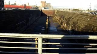 World Adventure: Titanic Dock and Pump House in Belfast, Northern Ireland