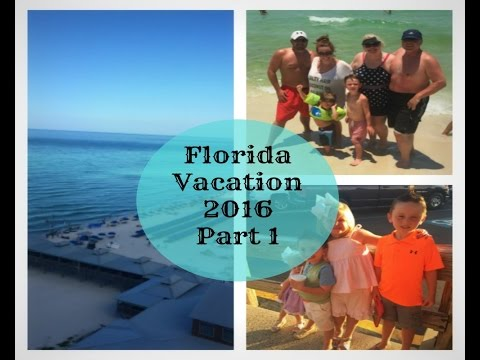 Florida Vacation 2016 Part One