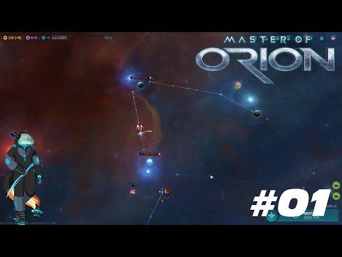 Master of Orion [FR] Let's Play #01 - Le Retour du jeu de stratégie 4X !