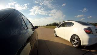 Honda Accord vs. Scion tC