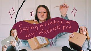 2020 MacBook Air i7 unboxing | set up/comparison | review | Kelsey Lue