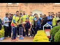 ??? ???? ?????? ??????? ??????! | Dhaka Dynamites played cricket in Lalbagh Fort | Shakib, Afridi