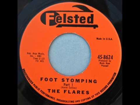 Foot Stompin- Flares
