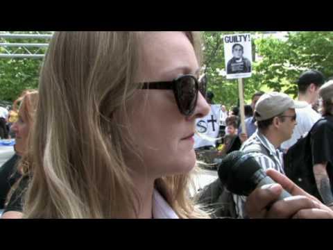 An Interview with Annie Machon