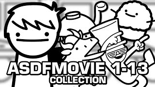 asdfmovie 1-13 (Complete Collection)