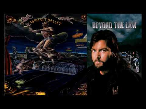 """Asphalt Ballet - Hell's Kitchen (from """"Beyond the Law"""") (1991) (CD, UK) [HQ]"""