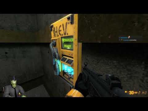 [Black Mesa #4] Он не знает...