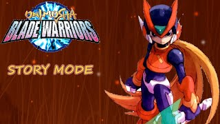 Onimusha Blade Warriors Story Mode With Megaman Zero