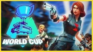 WORLDCUP DUOS VIEWINGPARTY!! | Fortnite Live Nederlands | ! geschenk