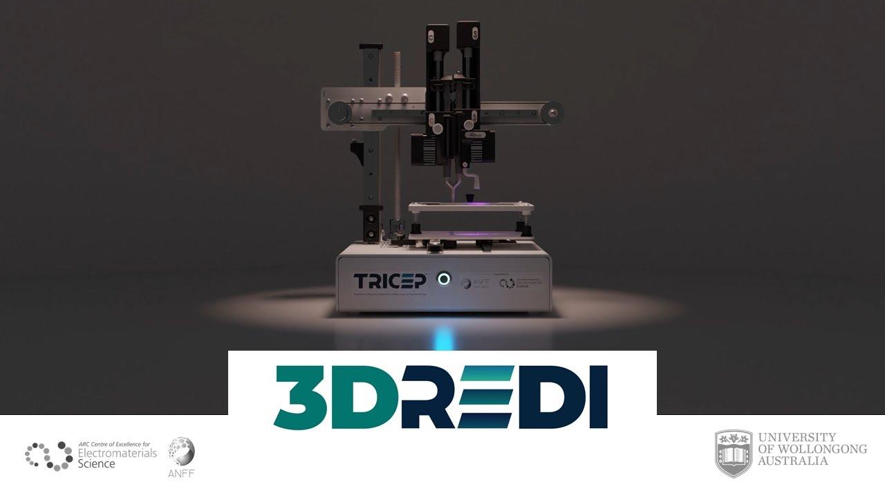 3D REDI Online Launch Replay