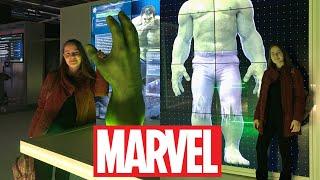 Выставка Marvel / Мстители / Avengers