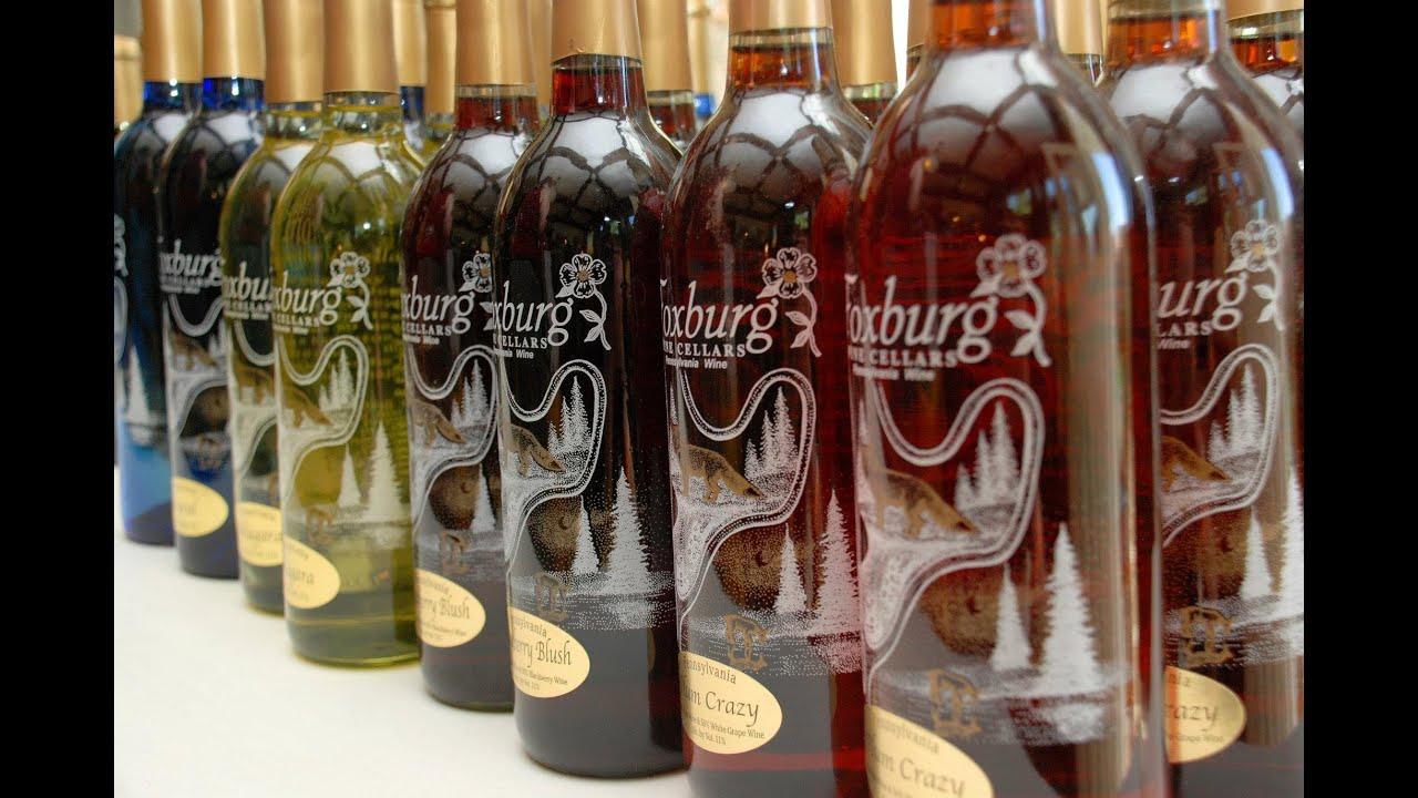 Foxburg Wine Cellars & Foxburg Wine Cellars - YouTube