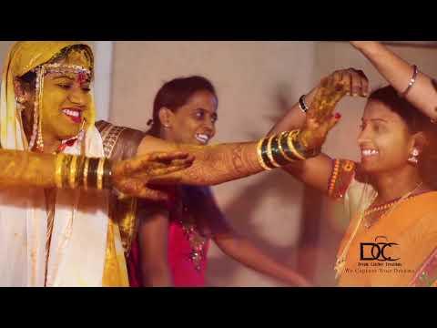 Gorya Gorya Galavari   Mitali   Marathi Cinematic Haldi