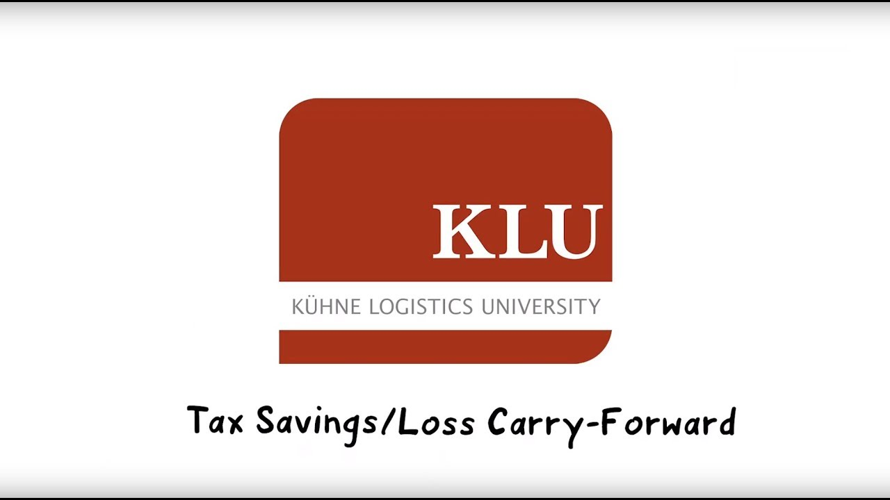Study for a Master in Global Supply Chain Management · KLU