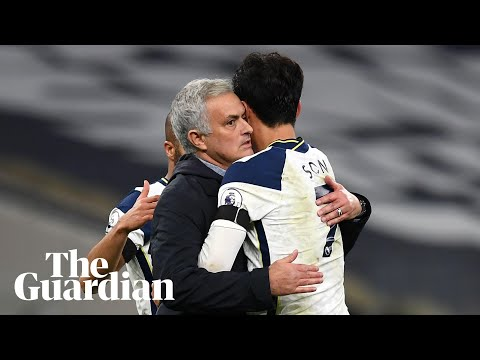 Mourinho insists Spurs still a work in progress: 'I don't care about the table'