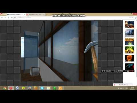 как построить красивый дом в копатель онлайн.2 серия