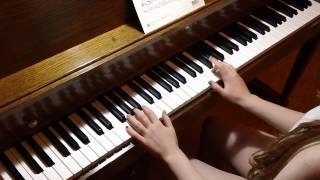 The Spinning Song by Albert Ellmenreich Piano Solo