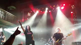 """TYKETTO """"Strength In Numbers"""" live at Gruenspan, Hamburg, Germany on 14.09.19"""