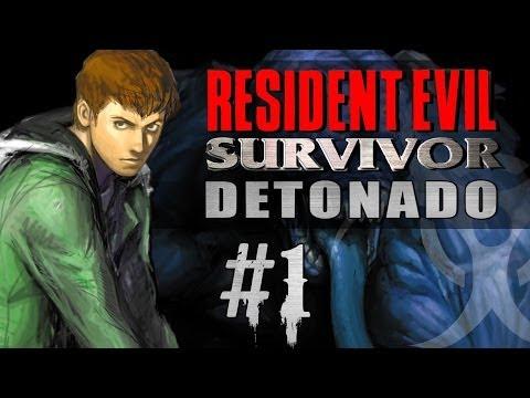 """Detonado Resident Evil Survivor """"Sheena Island"""" (01) [BR]"""
