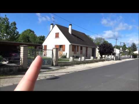 France.Франция.Пригород Парижа.Французские огороды.Дача