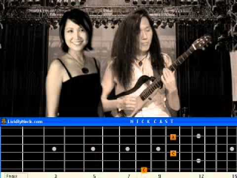 What A Difference A Day Makes Guitar Lesson Fingerstyle Solo Chord ...