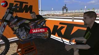MXGP - The Official Motocross Videogame Gameplay Español | Juego Completo | TheJairovY