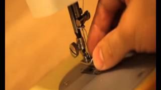 Заправка швейной машины Чайка