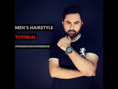 Men's Hair Style & Products – Hongkonghomebrew