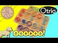 Learn How To Play Otrio The Family Board Game