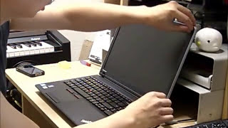 LCD Replacement/Repair for Lenovo Thinkpad *TUTORIAL*