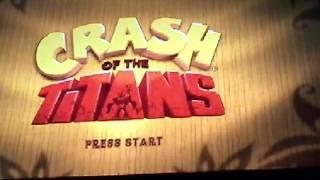 Crash of the titans x360 #2