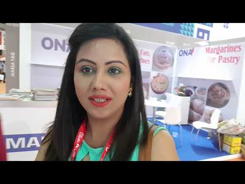 We got FREE stuff at Dubai Gulf Food Exhibition Trade Centre -Mamta Sachdeva