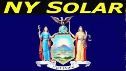 New York Solar Panels in New York Solar