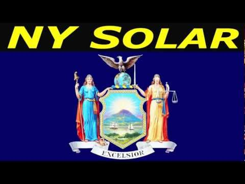 New York Solar Panels in New York Solar